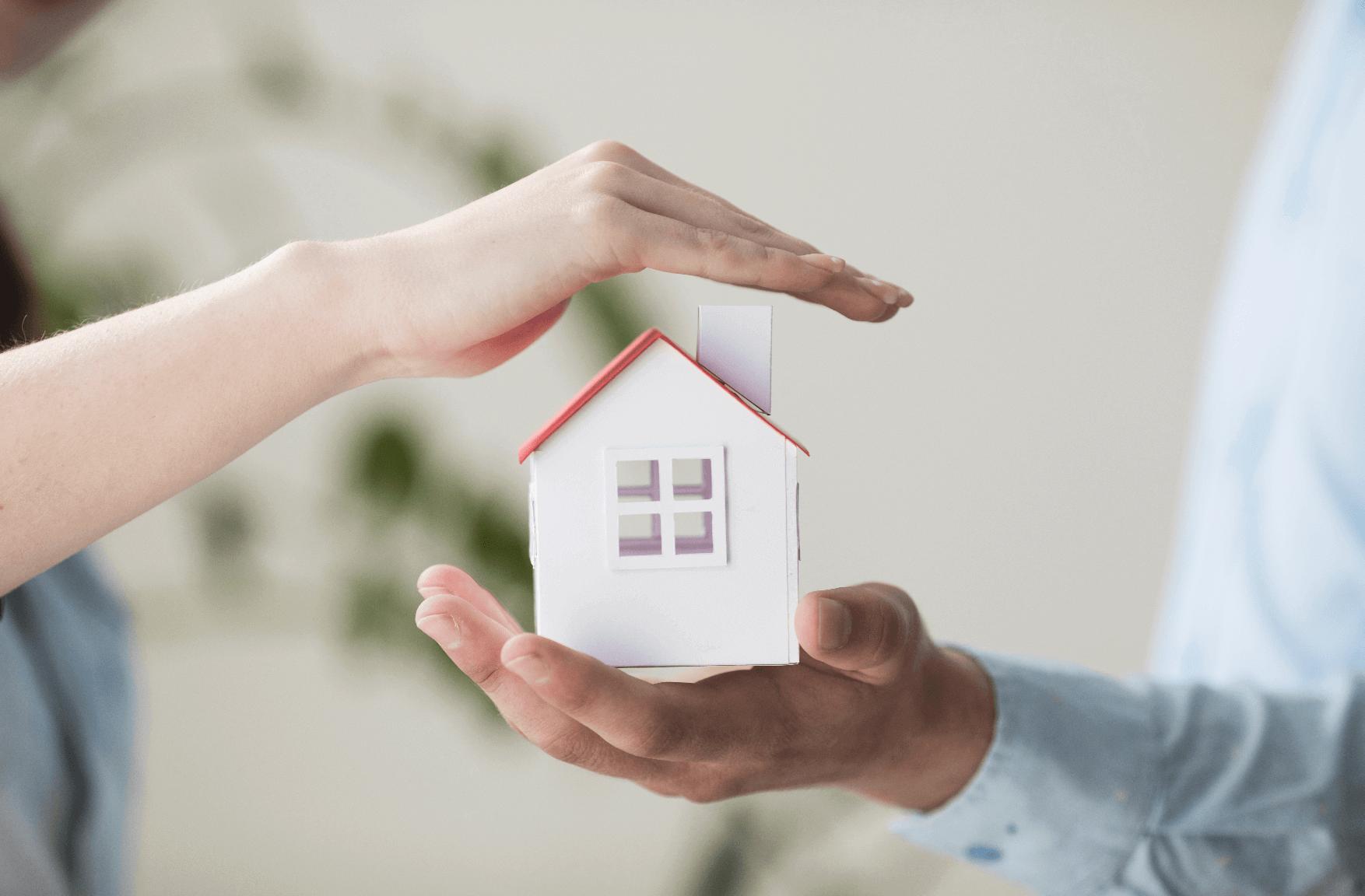 maison protegee assurance pret